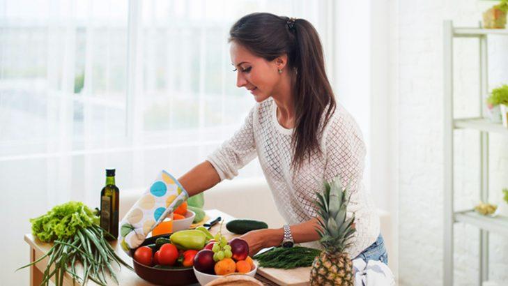 Foto de: Alimentação saudável e produtividade