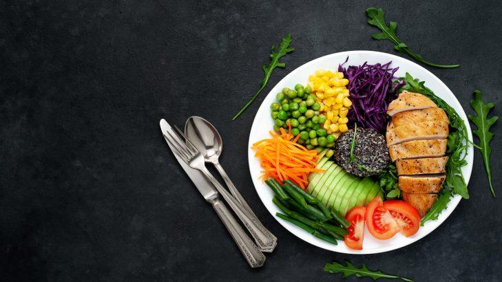 Foto de: Alimentos e suas funções