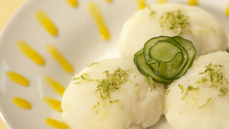 Foto de: Salada de batata com pepino