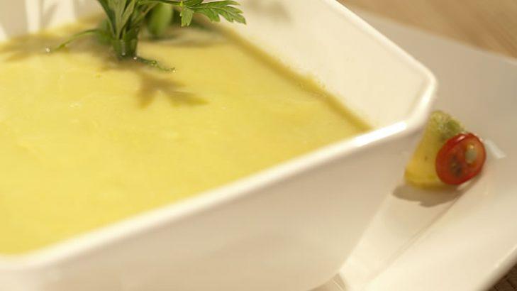 Foto de: Sopa de abacate