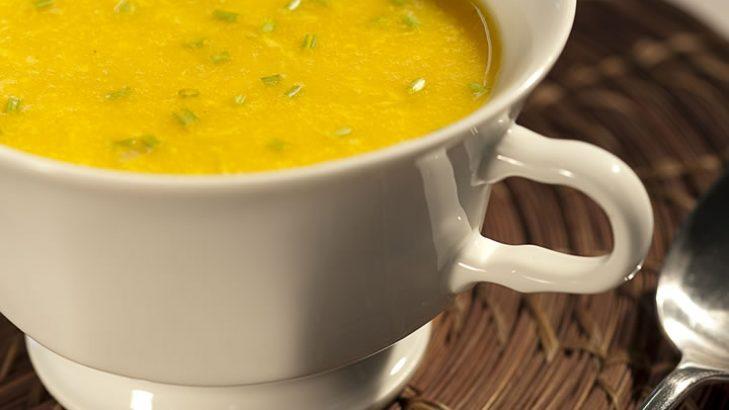 Foto de: Sopa de cenoura