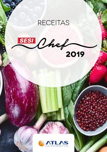 Foto de: SESI Chef 2019