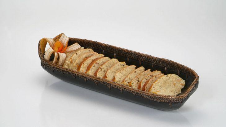 Foto de: Pão de cascas de frutas