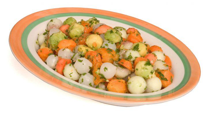 Foto de: Salada primavera