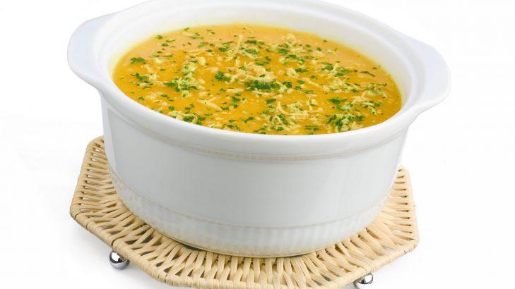 Foto de: Sopa de gengibre