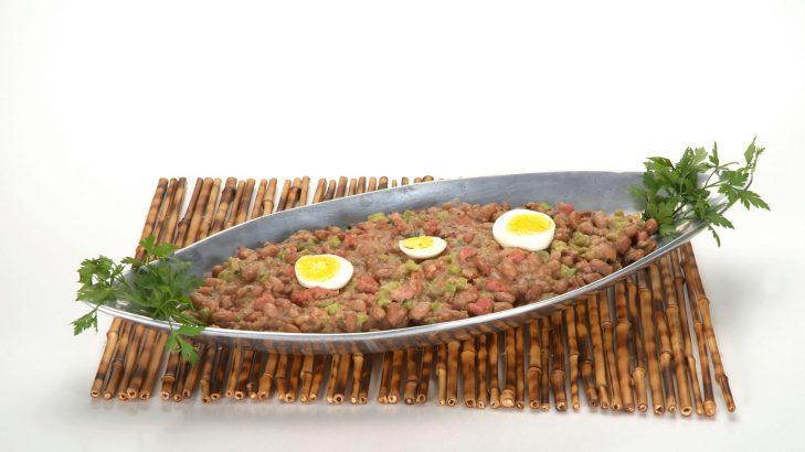 Foto de: Tutu de feijão com aveia