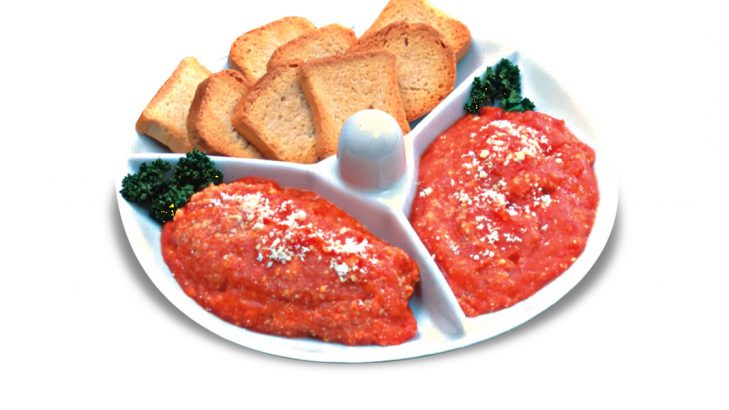 Foto de: Patê de tomate