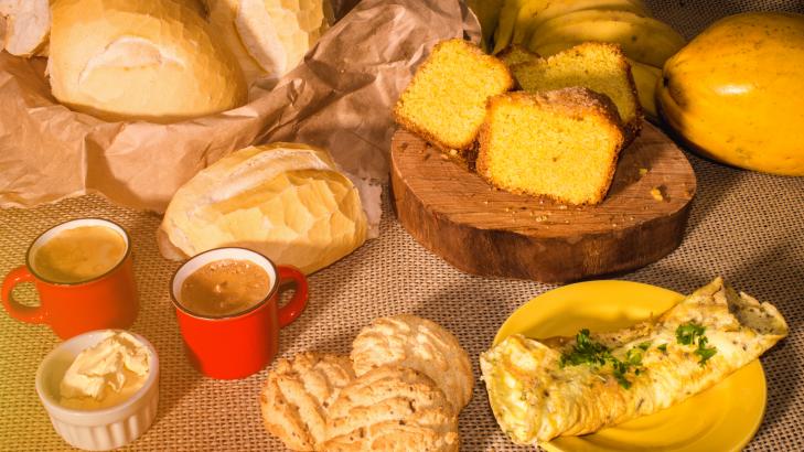 Foto de: Café da manhã brasileiro. Em cada região, uma maneira diferente de começar o dia.