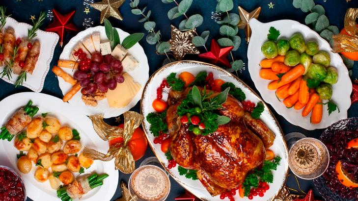 Foto de: Deixe sua ceia de Natal saborosa e nutritiva.
