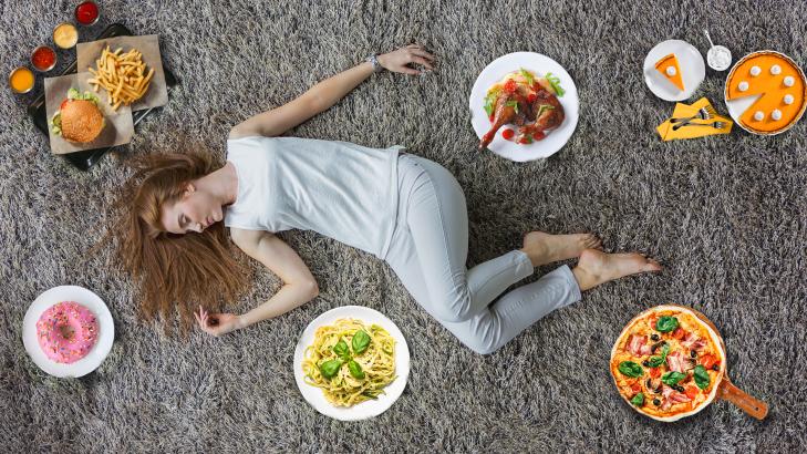 Foto de: Compulsão alimentar: o que é e como identificá-la