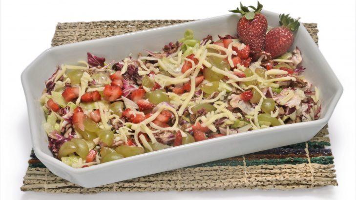Foto de: Salada assada de radicchio