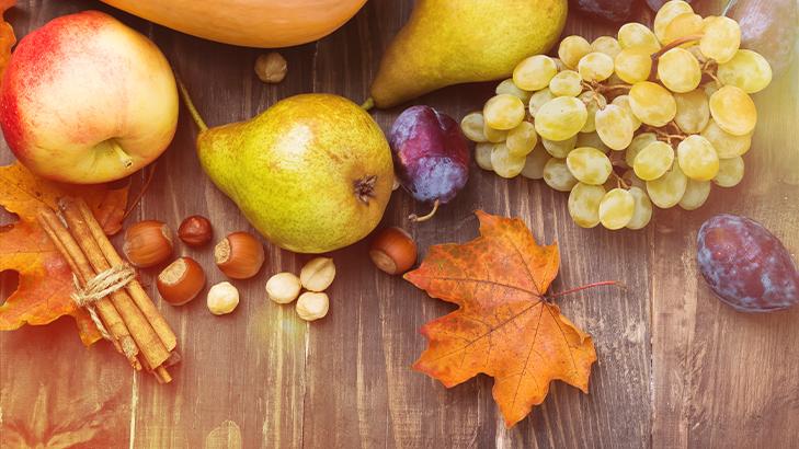 Foto de: Outono: como aproveitar a estação das frutas para se alimentar melhor e variar o cardápio durante a pandemia
