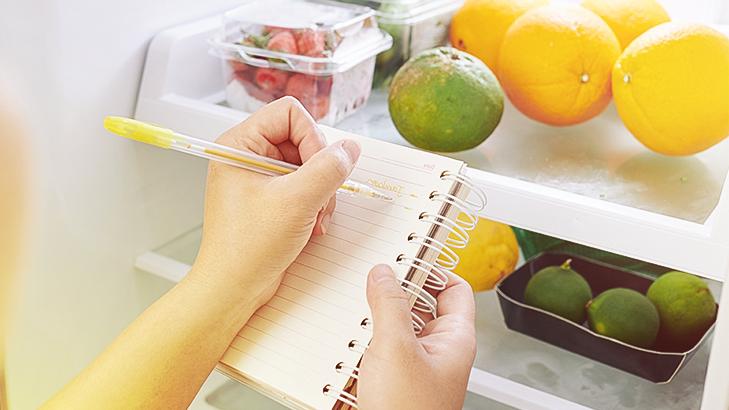 Foto de: Cinco benefícios de fazer lista antes de ir às compras