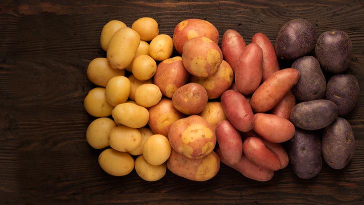 Foto de: Batata: um alimento amado e versátil para receitas doces e salgadas